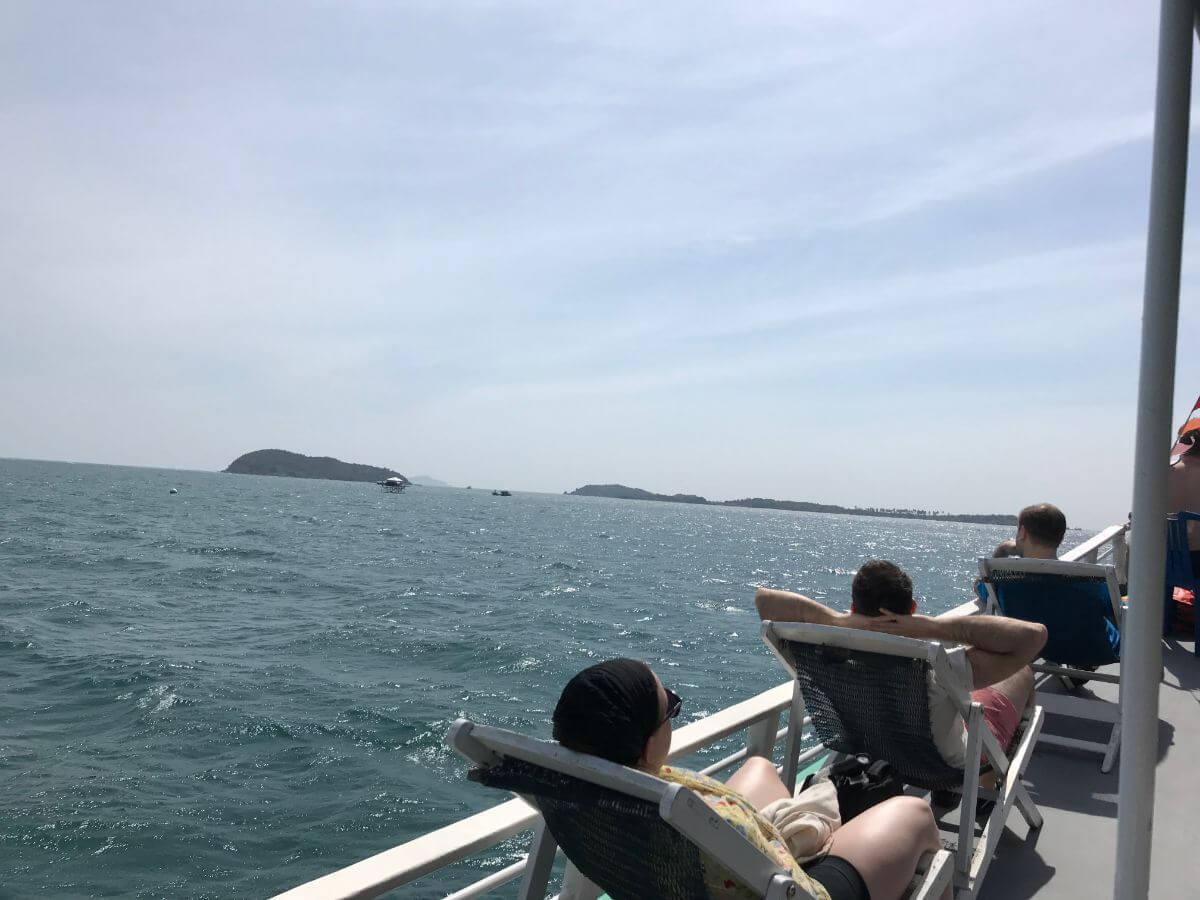 ベトナム ビーチ リゾート Phu Quoc フーコック シュノーケリングツアー