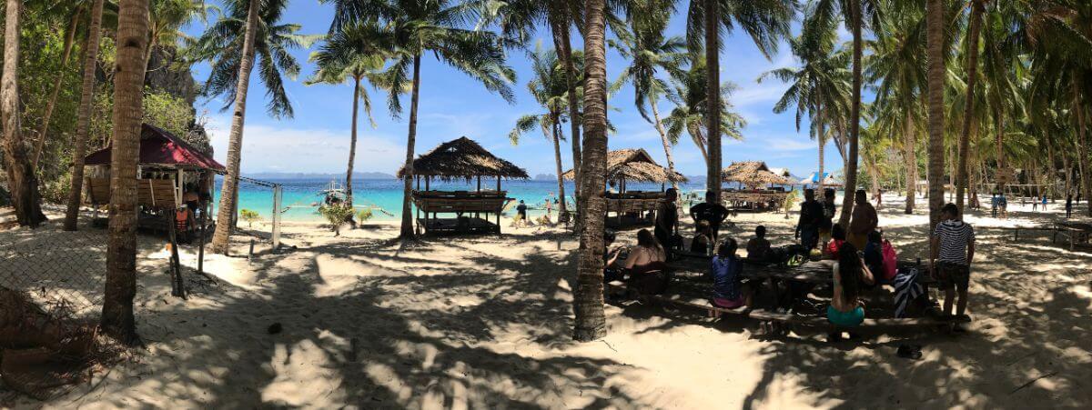 フィリピン旅行 El Nido エルニド アイランドホッピングツアー