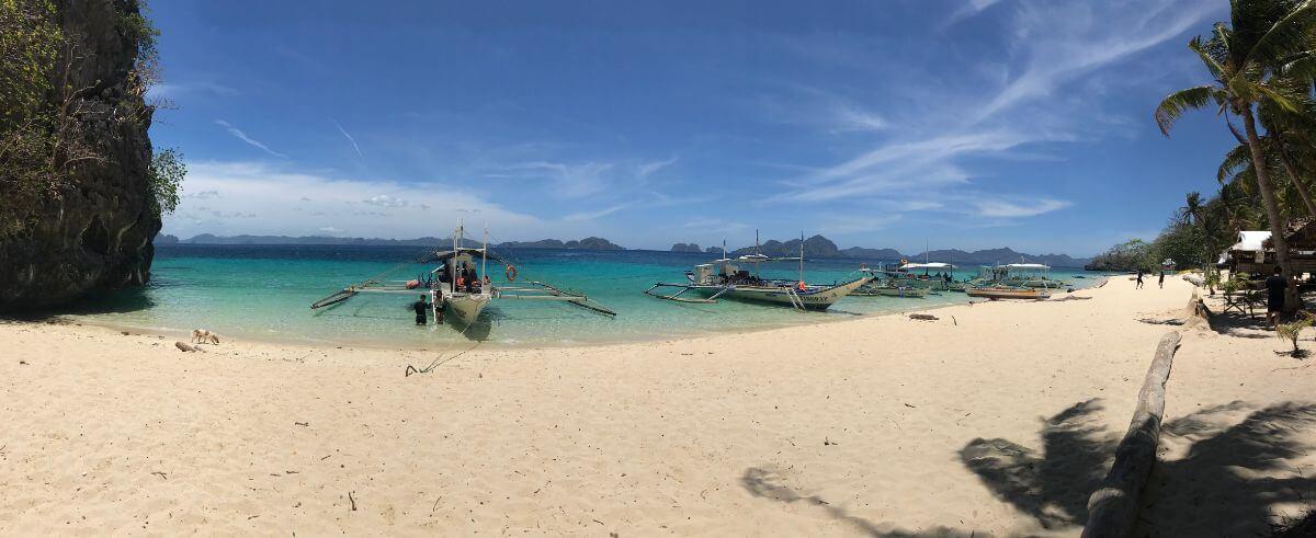 フィリピン旅行 El Nido エルニド ツアー申込