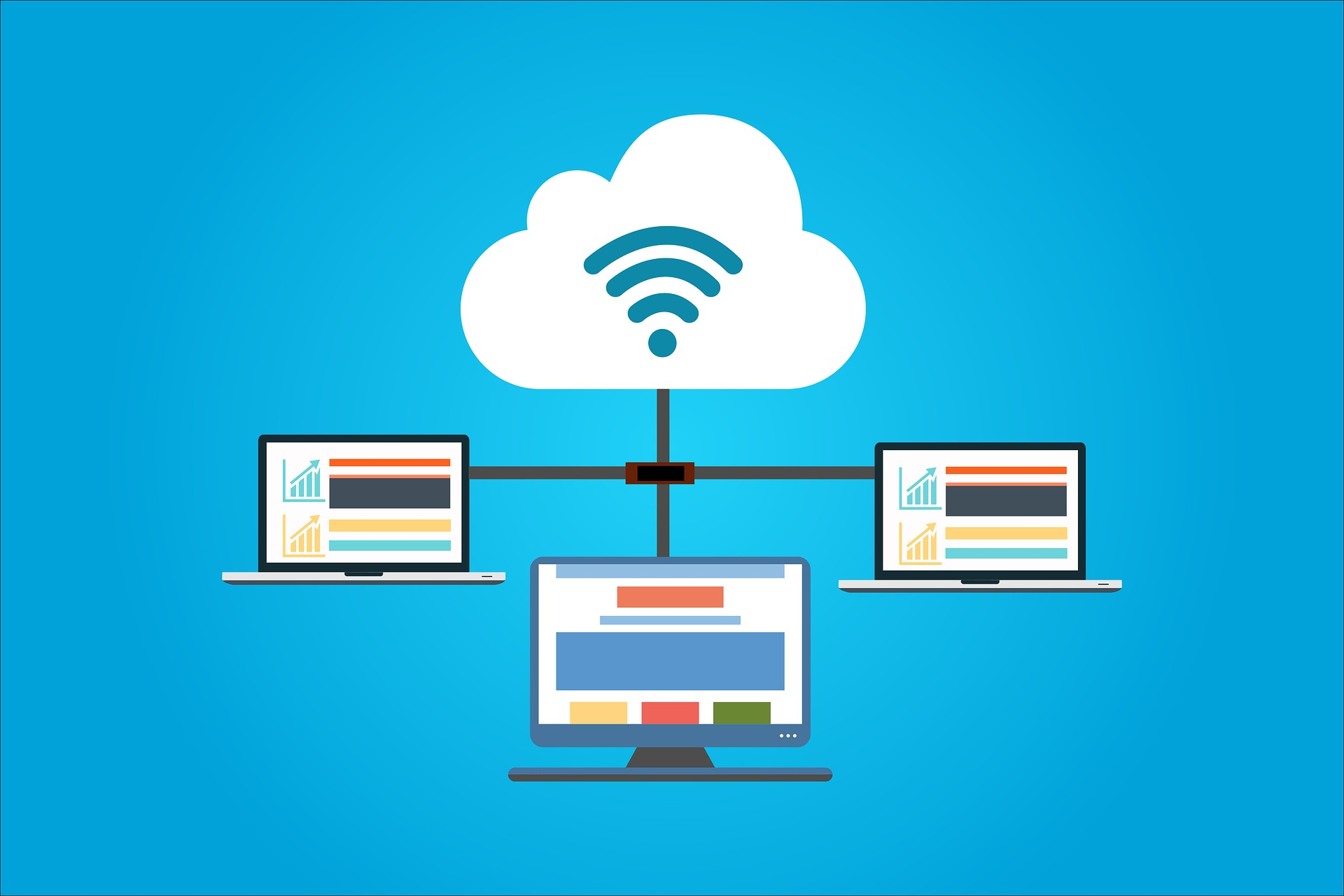 インターネット 速度 VPN