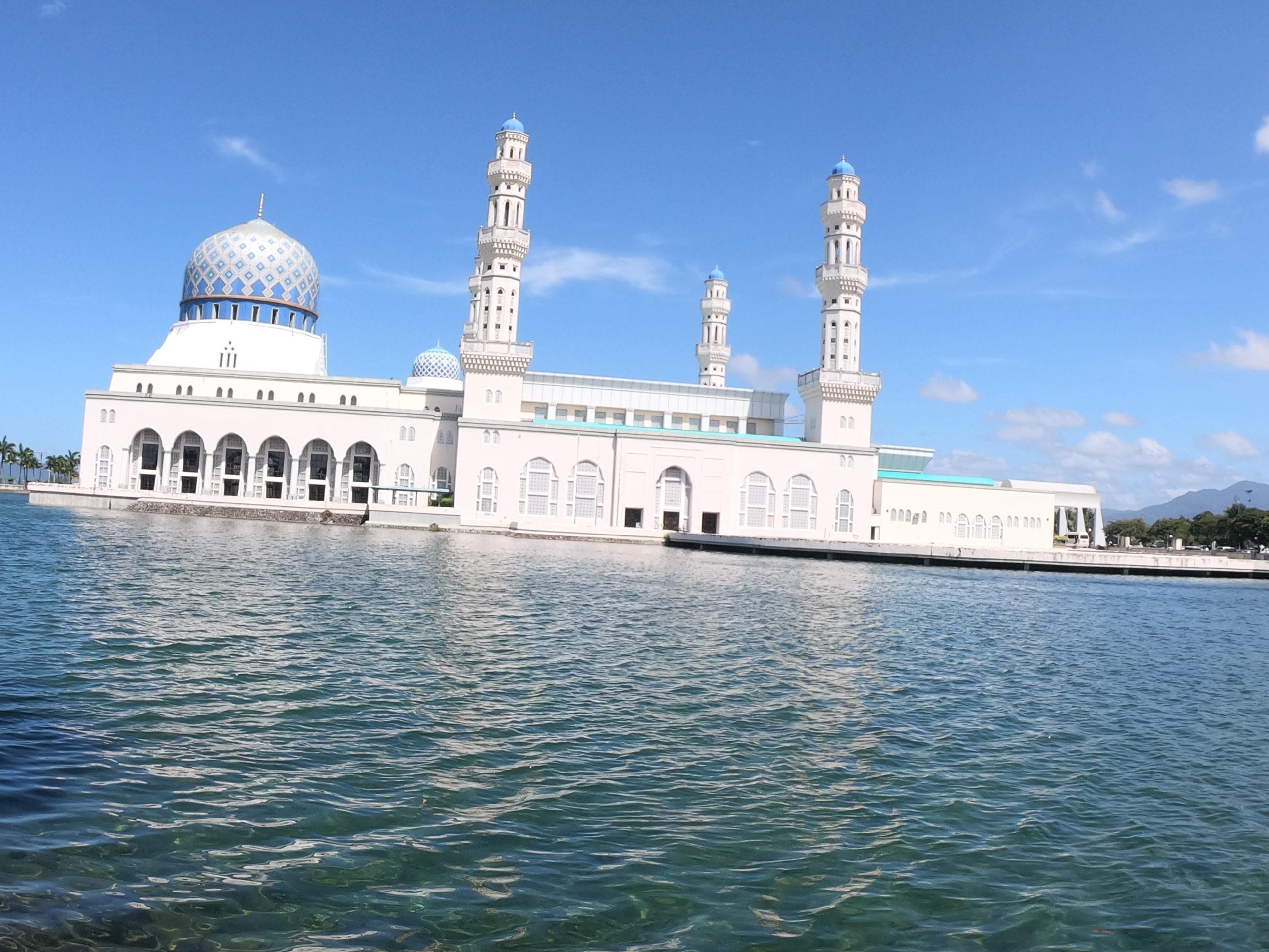 コタキナバル モスク