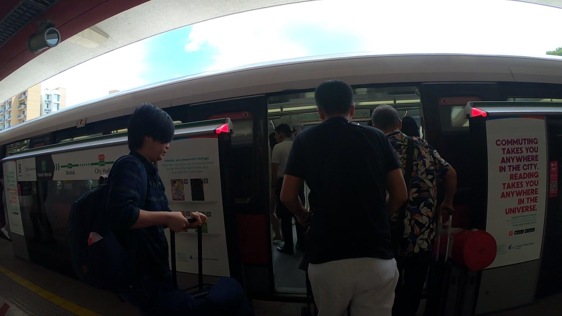 MRT シンガポール