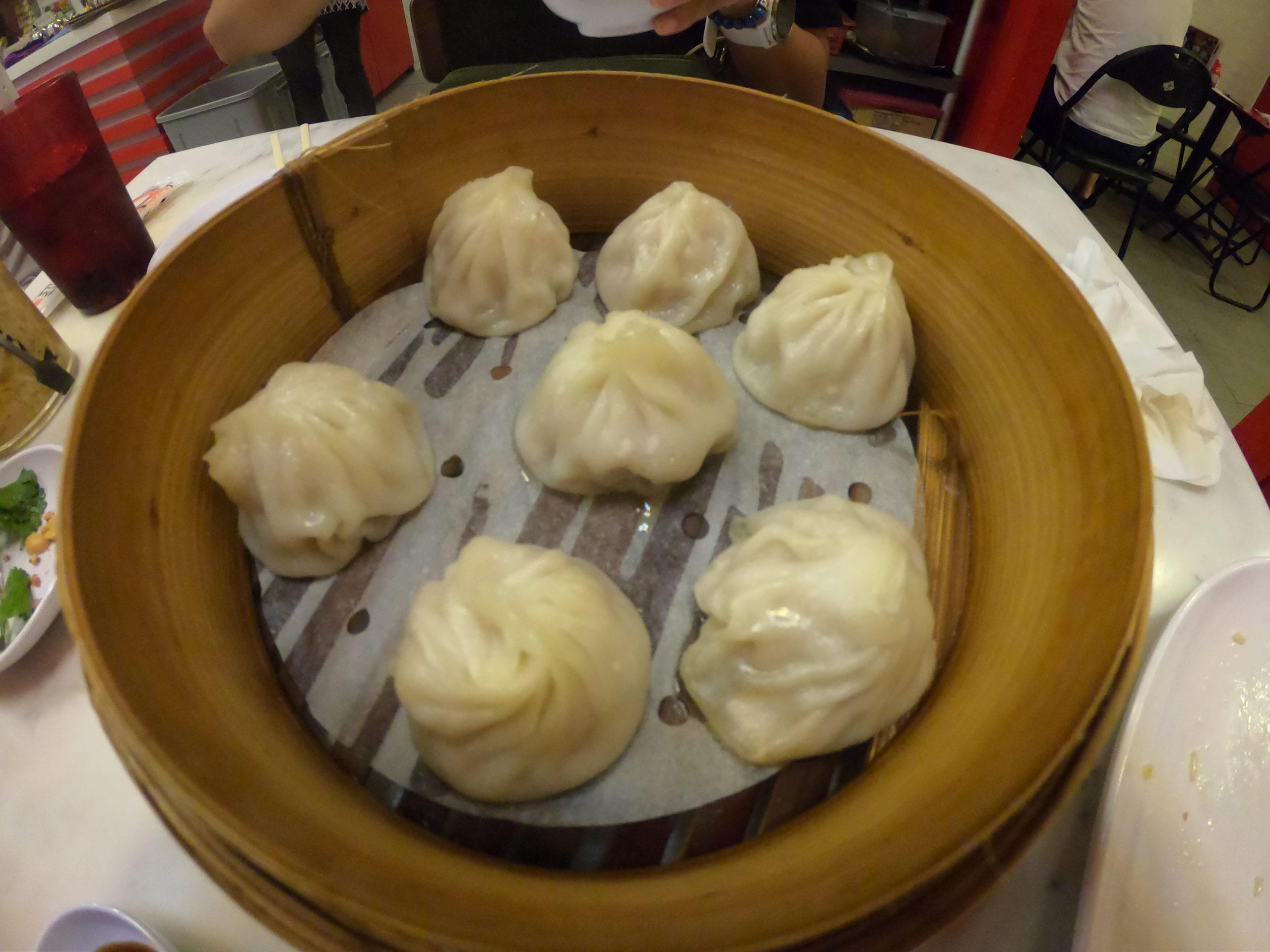 京華小包(ジンファー シャオチー) シンガポール 食事 小籠包