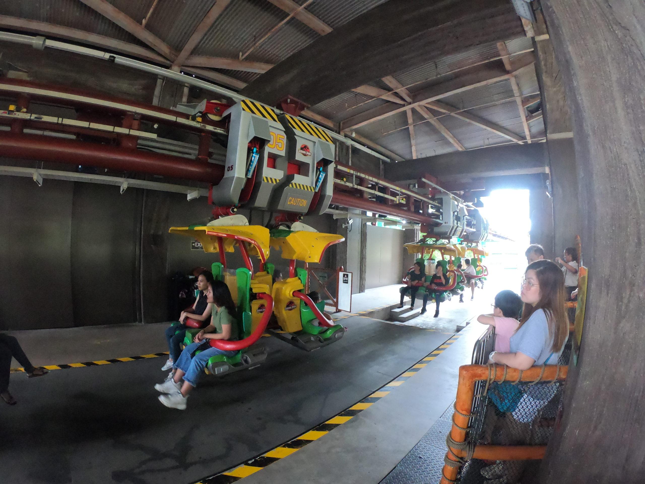 キャノピー・フライヤー(Canopy Flyer)
