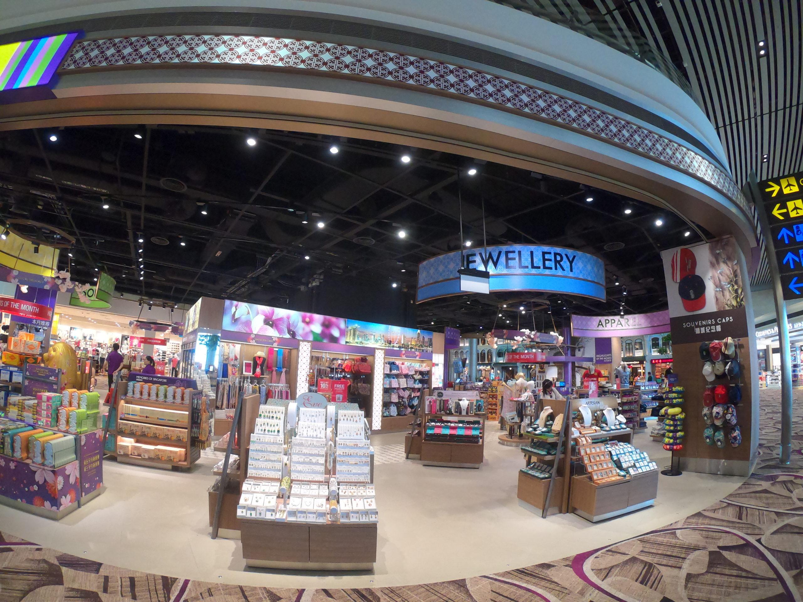 チャンギ国際空港(Changi Airport) お土産