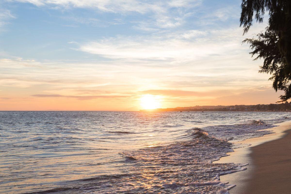海外 卒業旅行 ベトナム ムイネービーチ