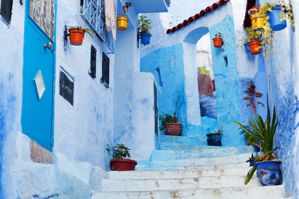 ゴールデンウィーク 海外旅行 おすすめ モロッコ