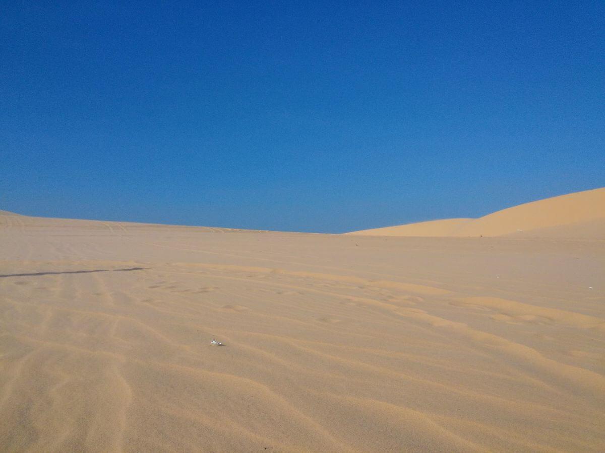 海外 卒業旅行 ベトナム ファンティエット 砂丘