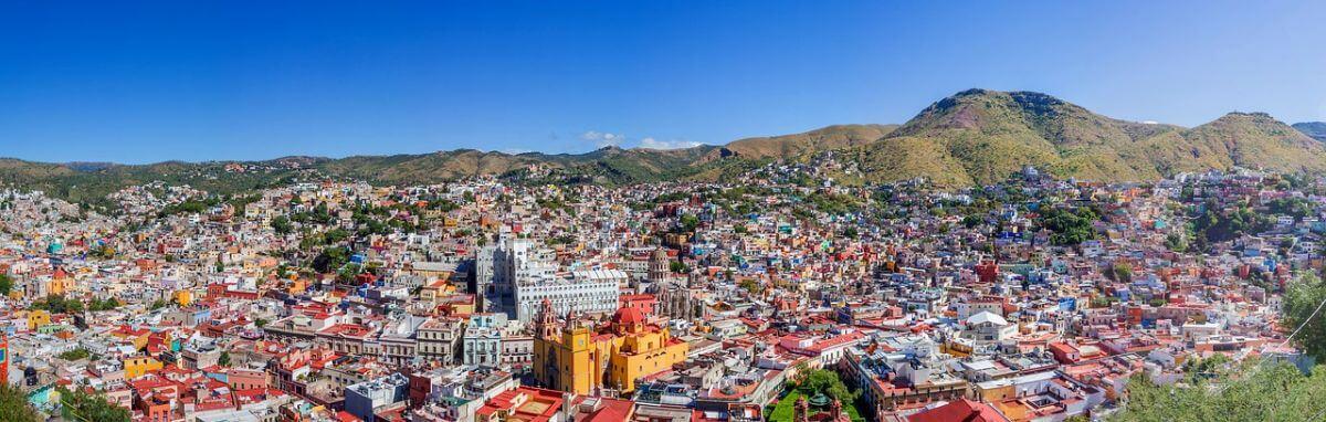 海外 卒業旅行 穴場 メキシコ グアナファト