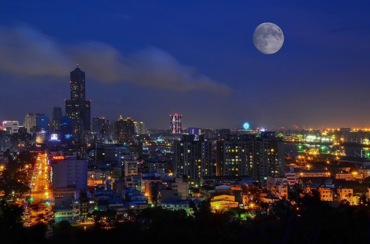 海外 卒業旅行 台湾 高雄 Kaohsiung