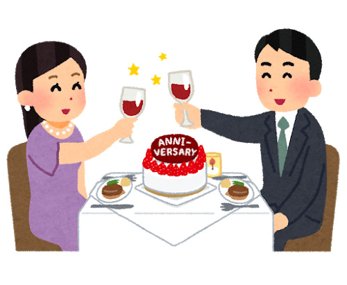 国際結婚 結婚記念日 ベトナム