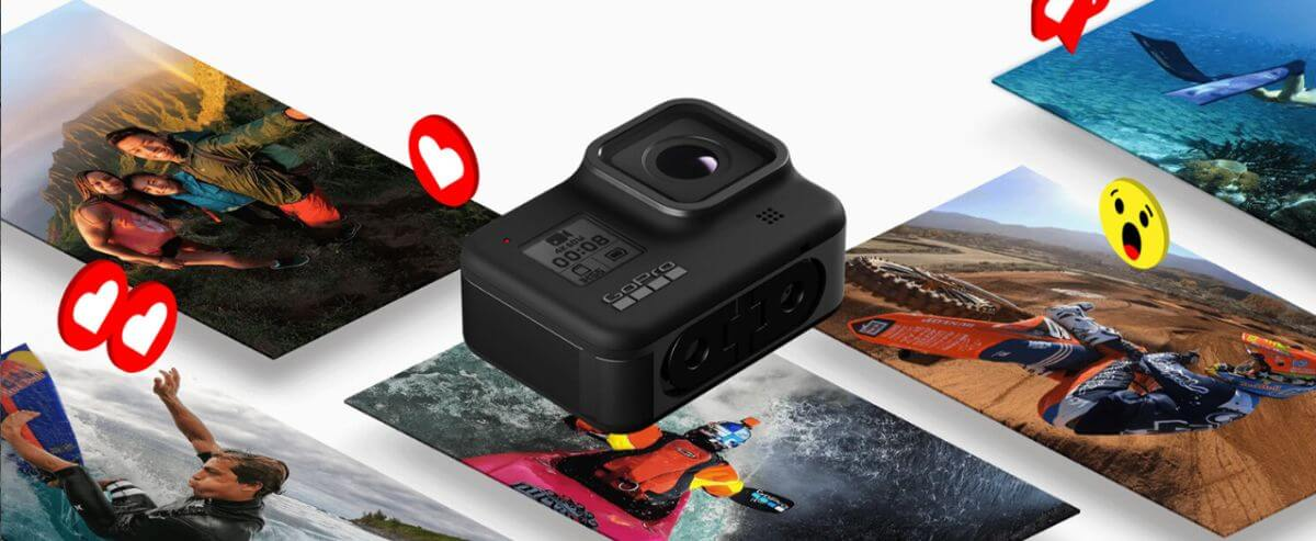 海外旅行 GoPro おすすめ SNS Instagram YouTube Twitter Facebook
