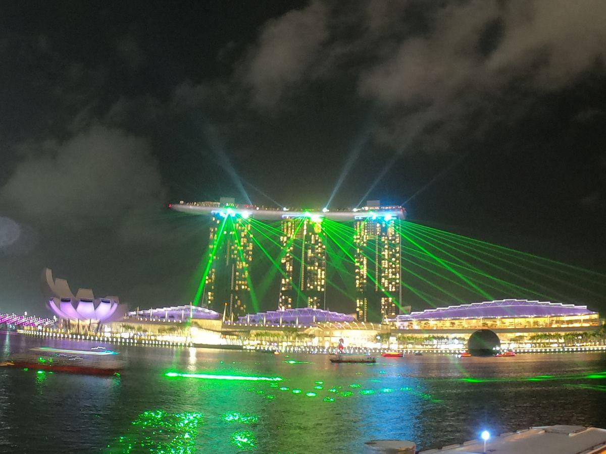 GoPro 海外旅行 おすすめ 夜景