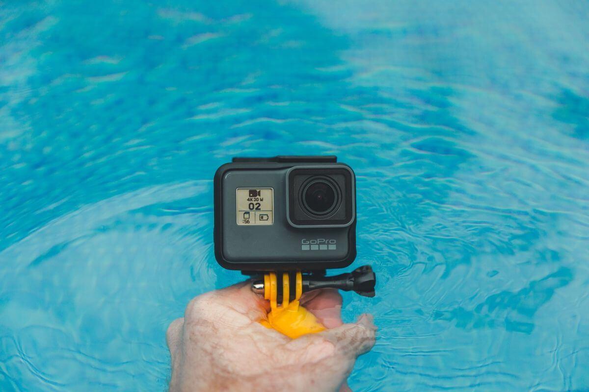 GoPro 海外旅行 おすすめ 特徴 防水