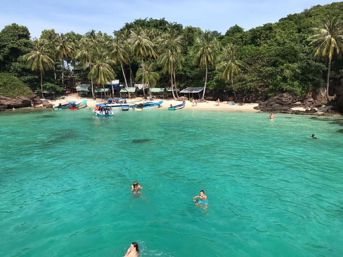 Phu Quoc フーコック島