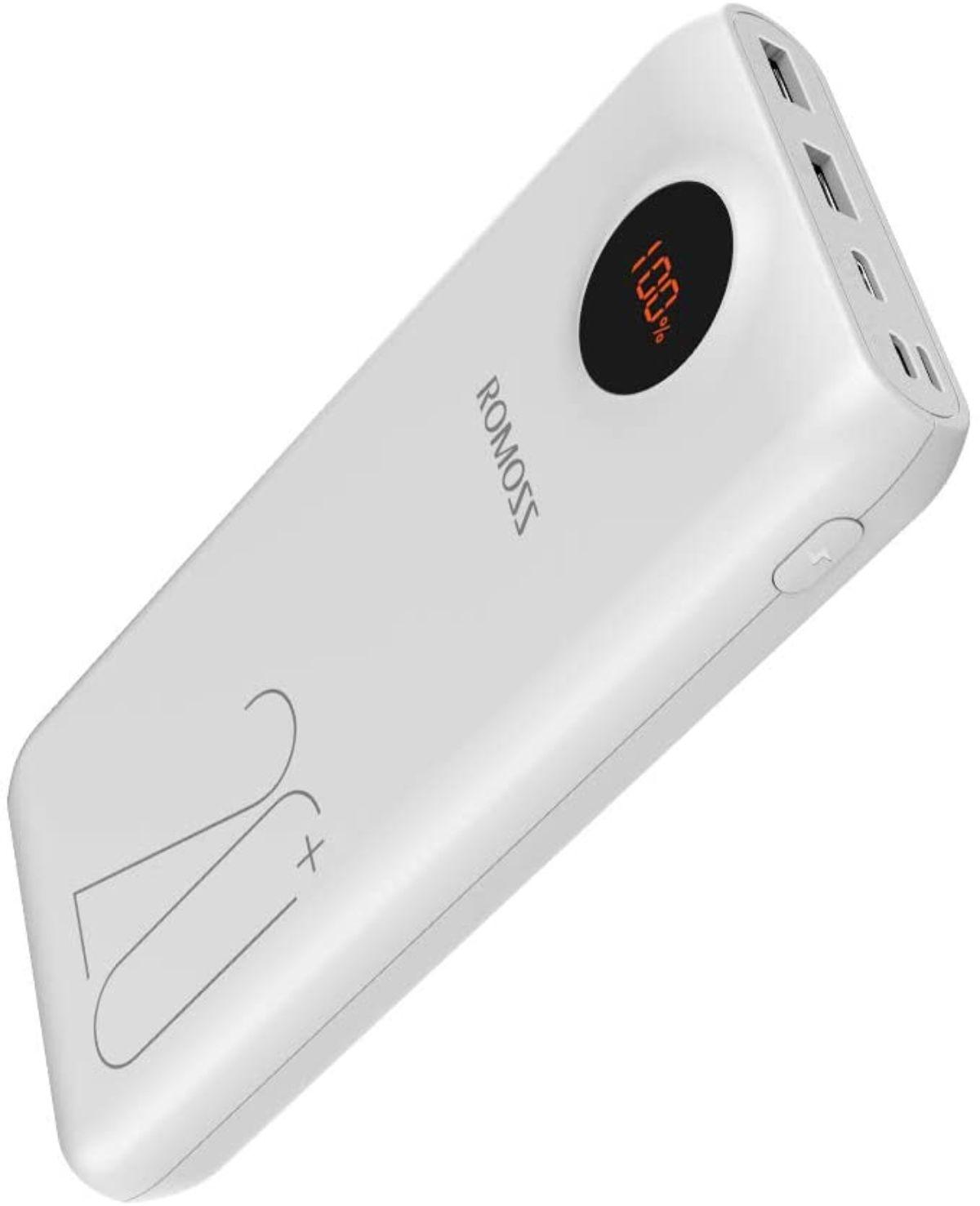 ROMOSS モバイルバッテリー