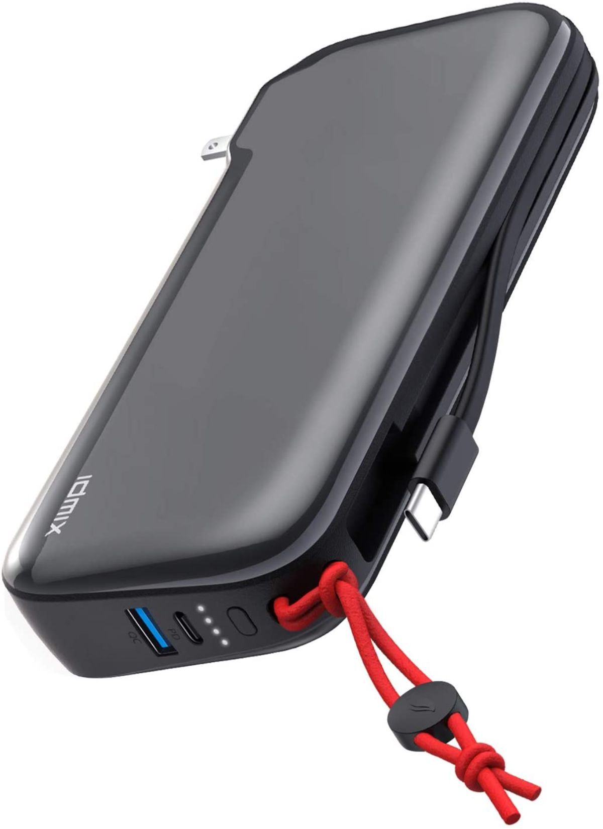 IDMIX GaN モバイルバッテリー