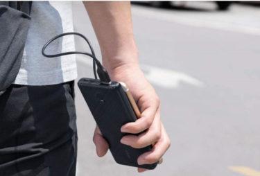 【大容量】Anker powercore slim 10000 PD対応 改善版 モバイルバッテリーレビュー