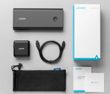 Anker PowerCore+ 26800 PD 45W モバイルバッテリー【機内持ち込みOK】