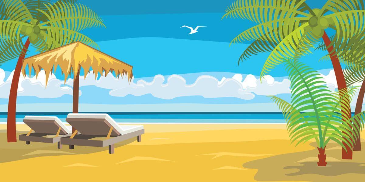 海外旅行 持ち物 絶対 おすすめグッズ ビーチリゾート