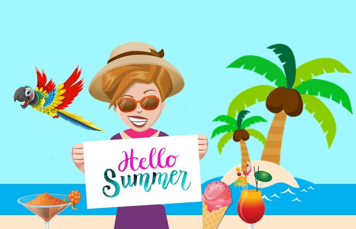 夏休み リゾートバイト