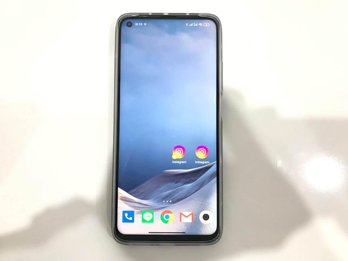Xiaomi Mi 10T Pro レビュー デュアルアプリ