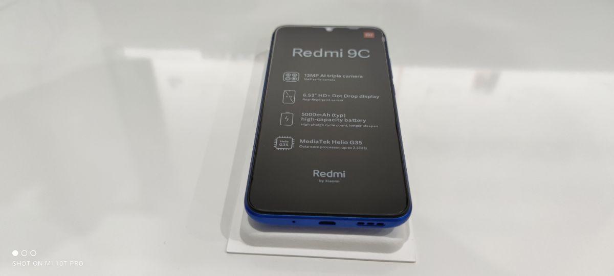 Xiaomi Redmi 9C Global Version レビュー
