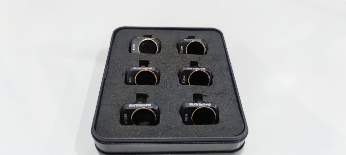 DJI Mini2 NDフィルター